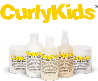 Curly Kids Hair Care
