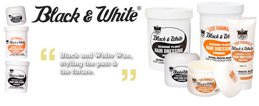 Black And White Pomade sale