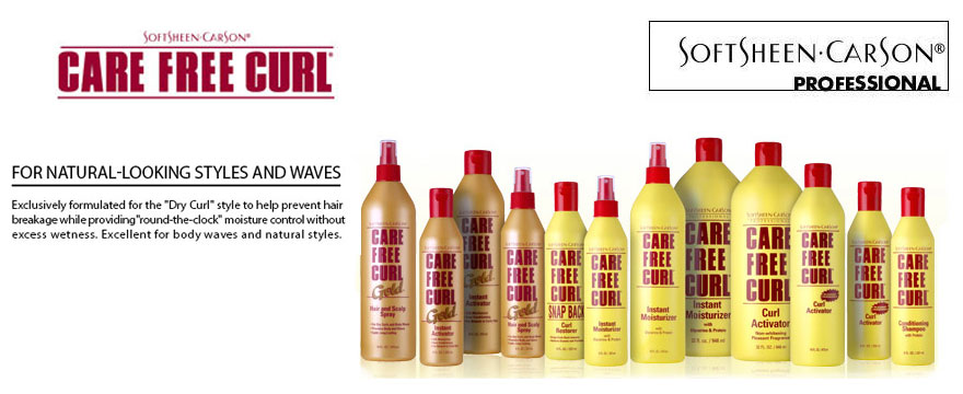 Care Free Curl sale