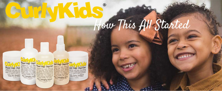 Curly Kids Hair Care sale