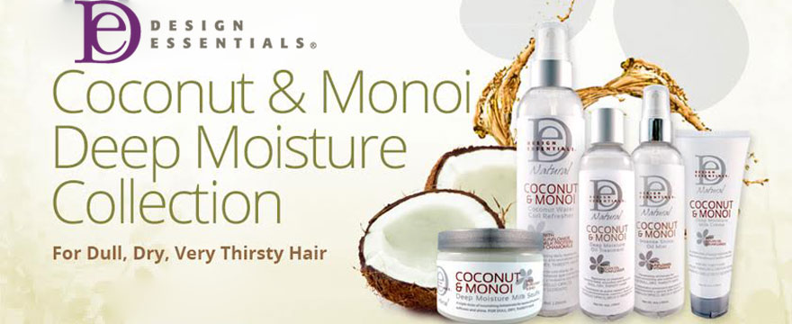 Design Essentials Haircare sale