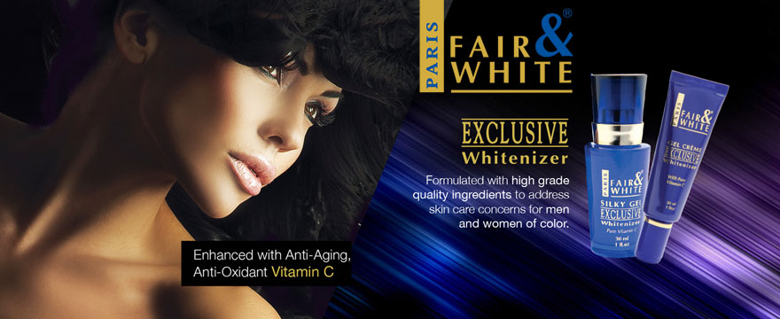 Fair And White Paris sale