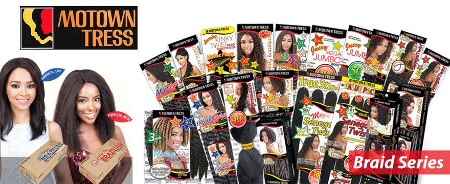 Motown Tress Collection sale