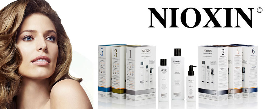 Nioxin World sale
