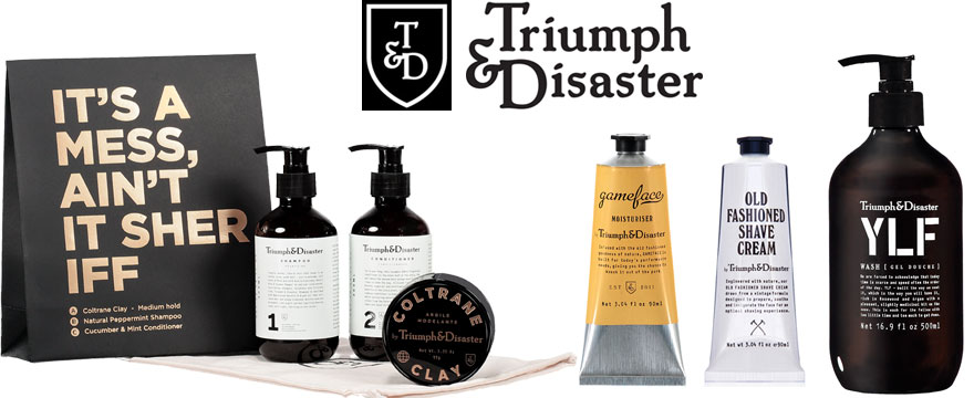 Triumph And Disaster sale