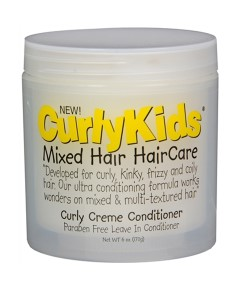 Curly Kids Mixed Curly Creme Conditioner