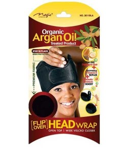Magic Collection Organic Argan Oil Treated Product Head Wrap
