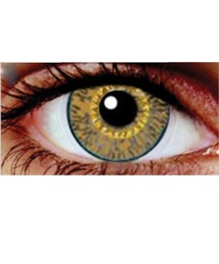 Eye Spy Three Tone Honey Contact Lens
