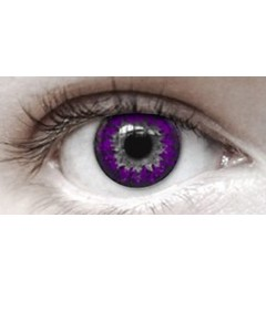 Eye Spy Three Tone Violet Contact Lens