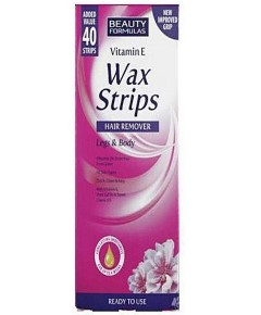 Hair Removal Wax Strips Legs And Body