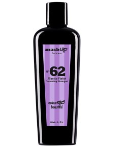 Mash Up Haircare No 62 Mystic Violet Colouring Shampoo