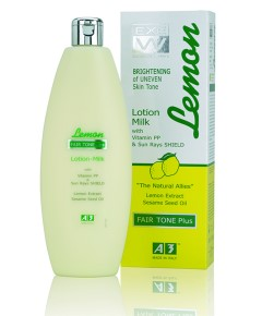 Executive Lemon Lotion Milk