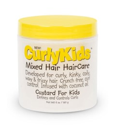 Curly Kids Custard