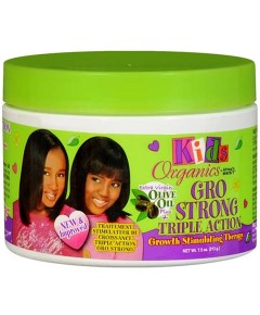 Kids Organics Gro Strong Triple Action Therapy