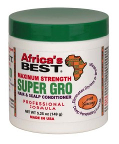 Super Gro Maximum Hair And Scalp Conditioner