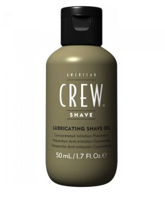 American Crew Shave Lubricating Shave Oil
