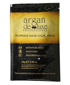 Argan Deluxe Blonde Hair Lightener