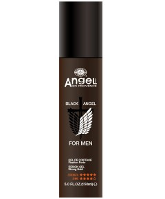 Black Angel For Men Strong Hold Design Gel