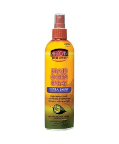 Extra Shine Braid Sheen Spray