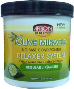 Olive Miracle No Base Conditioning Relaxer System