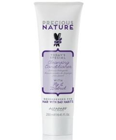 Precious Nature Cleansing Conditioner With Fig And Walnut