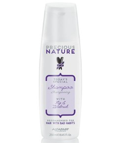 Precious Nature Todays Special Shampoo With Fig And Walnut