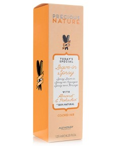 Precious Nature Leave In Spray With Almond And Pistachio