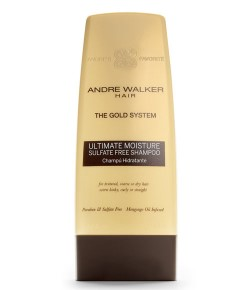 The Gold System Ultimate Moisture Sulfate Free Shampoo