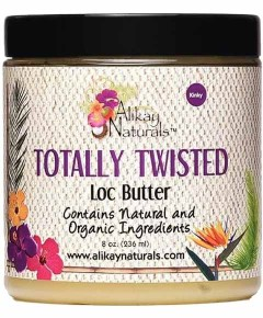 Totally Twisted Loc Butter