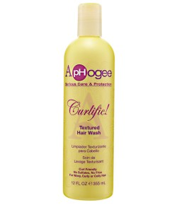 Aphogee Curlific Textured Hair Wash For Curls