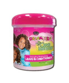 Dream Kids Olive Miracle Detangling Leave In Conditioner