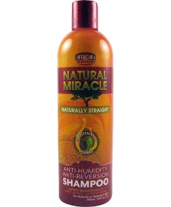 Natural Miracle Anti Humidity Shampoo