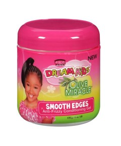 Dream Kids Olive Miracle Smooth Edges Conditioning Gel