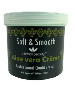 Soft And Smooth Aloe Vera Creme Wax