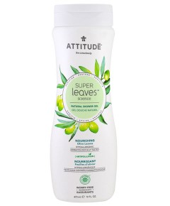 Super Leaves Science Natural Nourishing Shower Gel