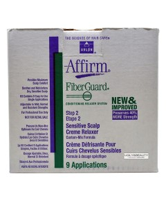 Affirm Fiberguard Sensitive Scalp System