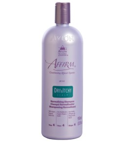 Affirm Dry And Itchy Scalp Step 4 Normalizing Shampoo