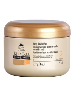 Keracare Natural Textures Honey Shea Co Wash