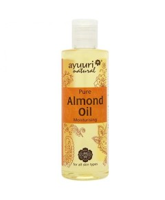 Natural Pure Almond Oil