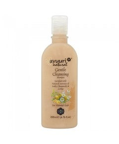 Ayuuri Natural Gentle Cleansing Shampoo
