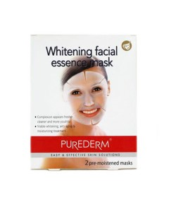 Purederm Whitening Facial Essence Mask