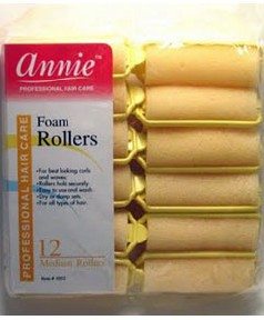 Annie Foam Cushion Rollers