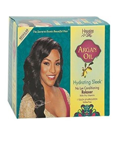 Hydrating Sleek Argan Oil No Lye Relaxer