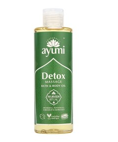 Ayuuri Natural Detox Massage And Bath Oil
