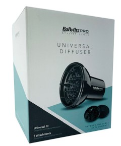 Pro Hairdressing Universal Diffuser