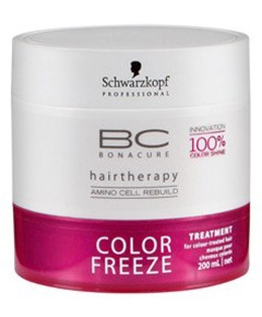 Color Freeze Treatment