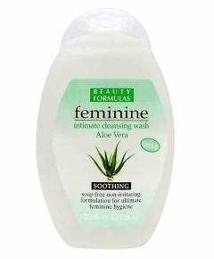 Feminine Intimate Cleansing Wash With Aloe Vera