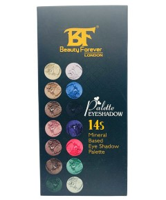 BF Mineral Based 14S Eye Shadow Palette 103