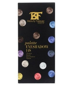 BF Mineral Based 14S Eye Shadow Palette 104