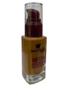 BF Satin Liquid Foundation LF113 Carob